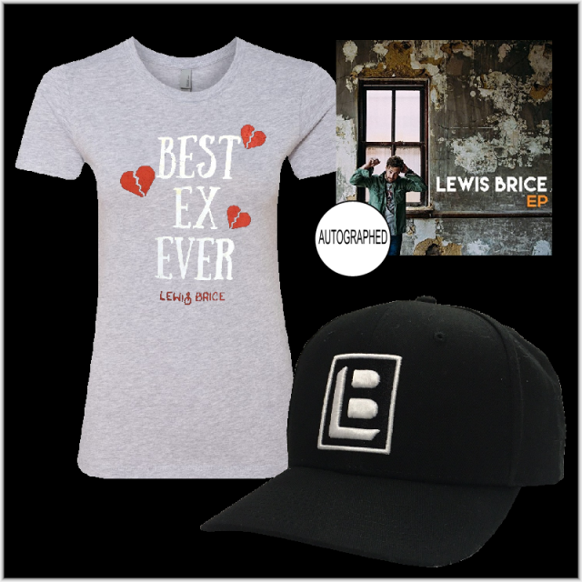 Lewis Brice Best Ex Ever Bundle